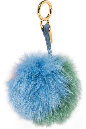Fendi Fox Fur Pom Pom Bag Charm