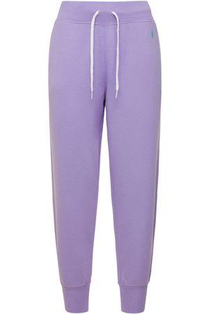 Polo Ralph Lauren Cotton Blend Jersey Sweatpants