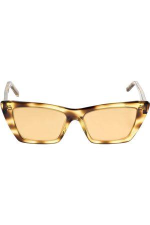 Saint Laurent Sun Ace Nw Sl276 Mica Acetate Sunglasses