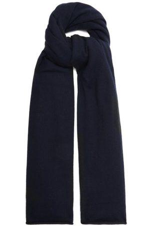 EXTREME CASHMERE No.181 Stretch-cashmere Scarf - Womens - Navy