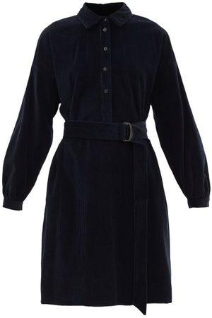Max Mara Ceylon Dress - Womens - Dark