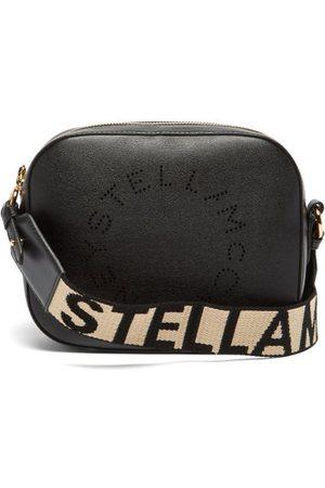 Stella McCartney Women Purses - Stella Logo Faux-leather Cross-body Bag - Womens