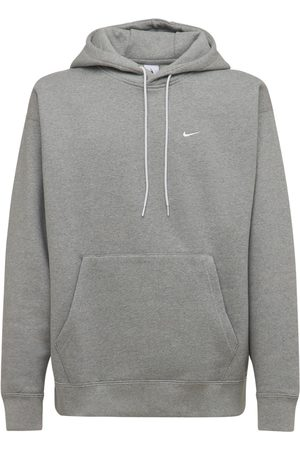 Nike Solo Swoosh Hoodie Sweatshirt