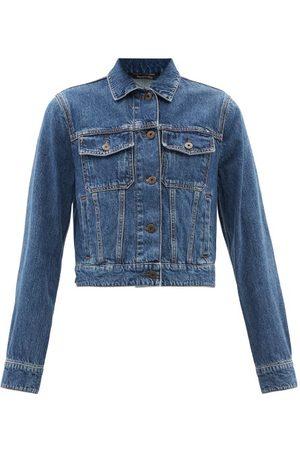 Max Mara Women Denim Jackets - Knut Jacket - Womens
