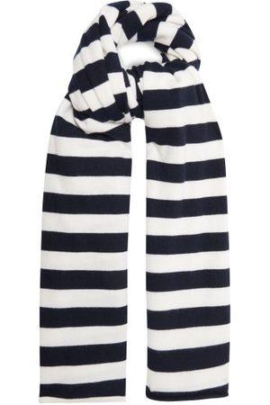EXTREME CASHMERE Women Scarves - No.181 Striped Stretch-cashmere Scarf - Womens - Multi