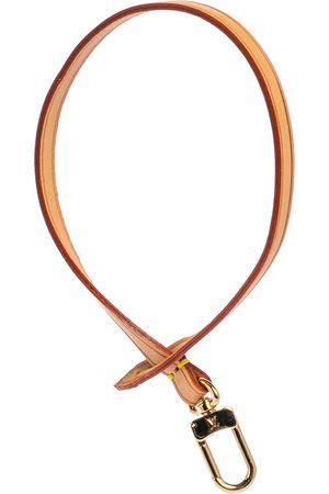 LOUIS VUITTON Tan Leather Accessories Strap