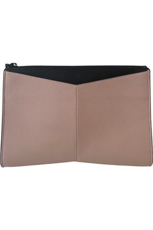 Narciso rodriguez Leather clutch bag