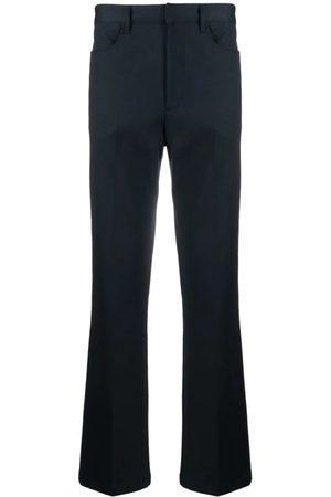 Sunflower Straight-Leg Tailored Trousers
