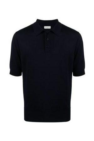 DRIES VAN NOTEN Short-Sleeved Polo Shirt