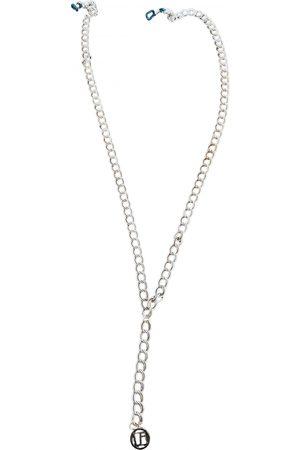 Linda Farrow Pink long necklace