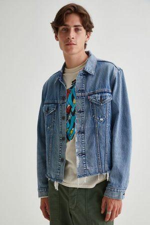 Levi's Blanket Patch Denim Trucker Jacket