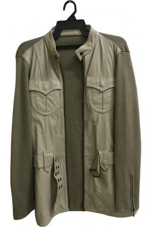 Hysteric Glamour Wool biker jacket