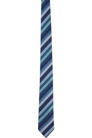 Paul Smith Multicolor Multi-Stripe Tie