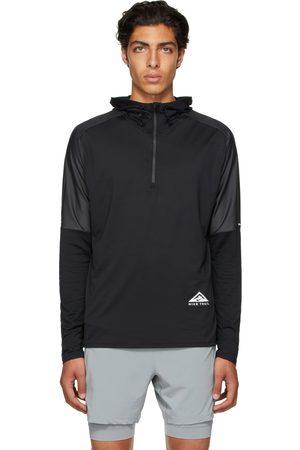 Nike Black Dri-FIT Trail Hoodie