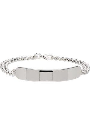 A.P.C. Silver Darwin Bracelet
