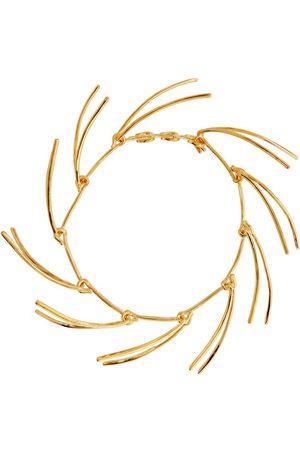 MUGLER Men Necklaces - Gold Spike Necklace