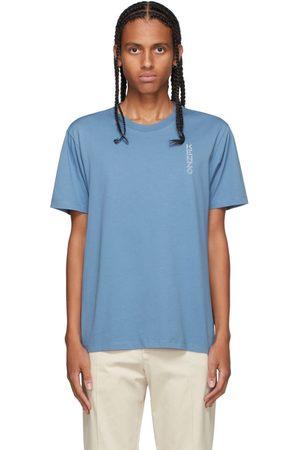 Kenzo Blue Graphic Classic T-Shirt