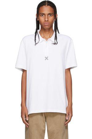 Kenzo White Big X Sport Polo