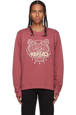 Kenzo Pink Tiger Classic Sweatshirt