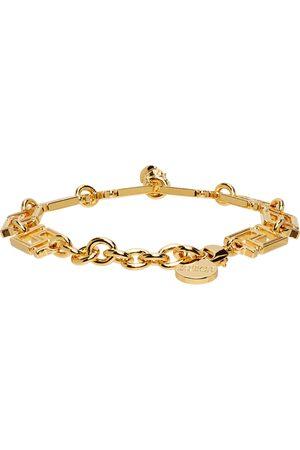 VERSACE Gold Grecamania Bracelet