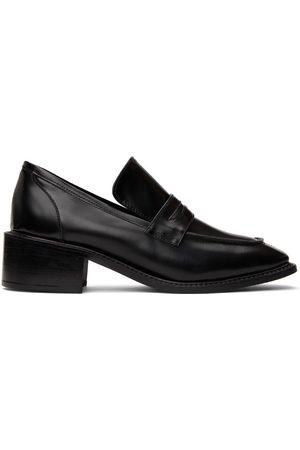 OSOI Black Derrick Loafers