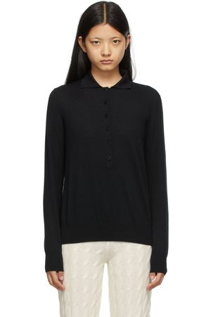 Lisa Yang Cashmere 'The Rylee' Polo