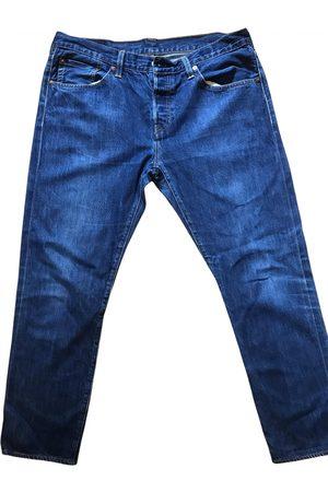 Levi's 501 bootcut jeans