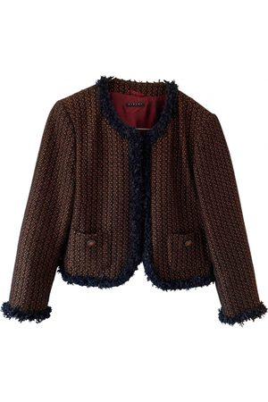 Sisley Wool short vest