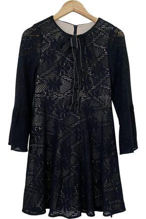Saturdays NYC Lace mid-length dress