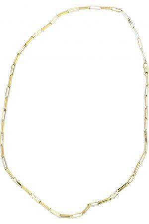 Céline Yellow long necklace