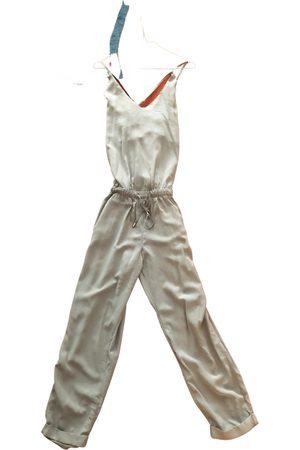 Grana Silk jumpsuit