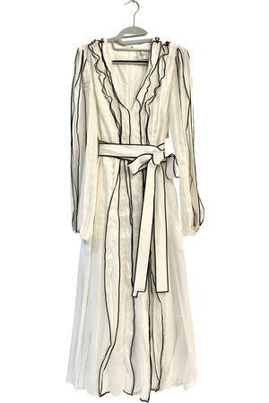 AJE Linen maxi dress