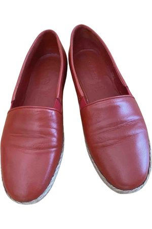 Bally Leather espadrilles