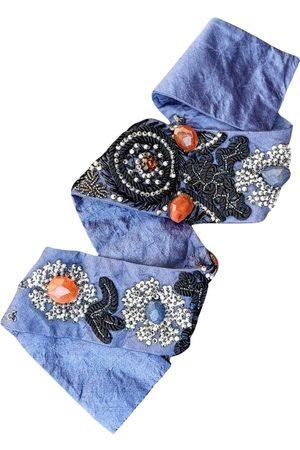 ARMAND VENTILO Silk belt
