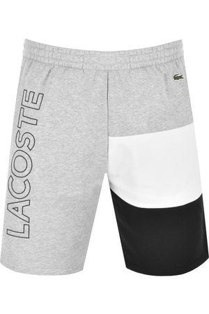 Lacoste Sport Jersey Shorts Grey
