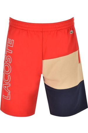 Lacoste Men Sports Shorts - Sport Jersey Shorts