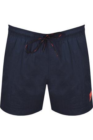 HUGO BOSS Dominica Swim Shorts Navy