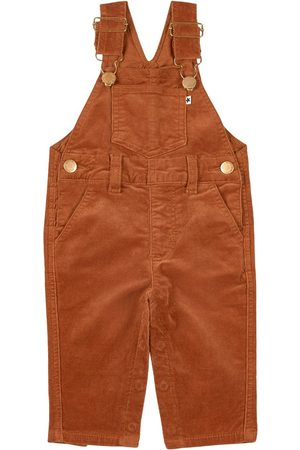 Molo Dungarees - Sky Overall Deer - Unisex - 62/68 cm - - Dungarees