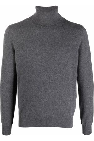 COLOMBO Roll-Neck Cashmere Jumper