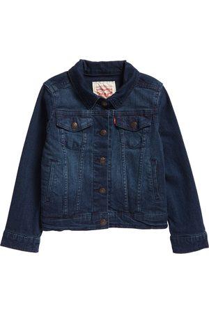Levi's Girl's Kids' Denim Trucker Jacket