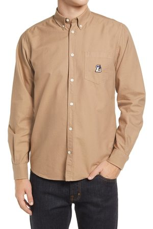 Norse projects Men's Gm X Np Anton Oxford Button-Down Shirt