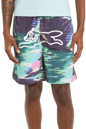 ICECREAM Men's Guam Print Shorts