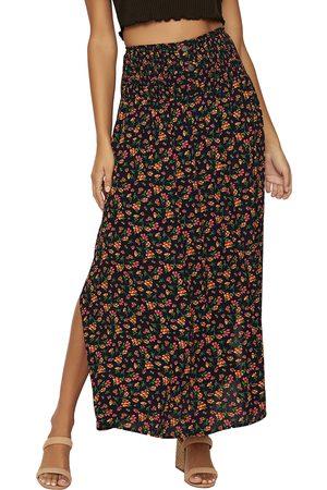 Lost + Wander Women's Party Till Dawn Floral Maxi Skirt