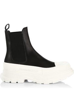 Alexander McQueen Mens Tread Slick Chelsea Boots