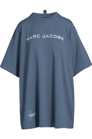 The Marc Jacobs Women Sports T-shirts - Oversized Logo T-Shirt