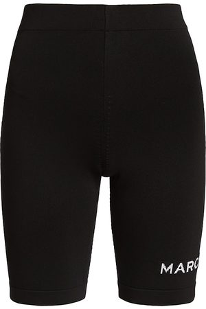The Marc Jacobs Logo Bike Shorts