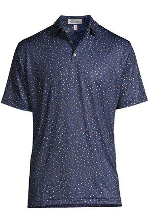 Peter Millar Hoops Performance Jersey Polo Shirt