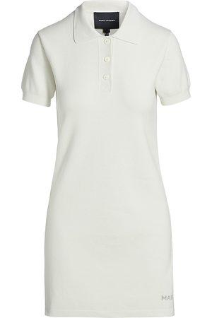 The Marc Jacobs Women Polo Shirts - Tennis Polo Minidress