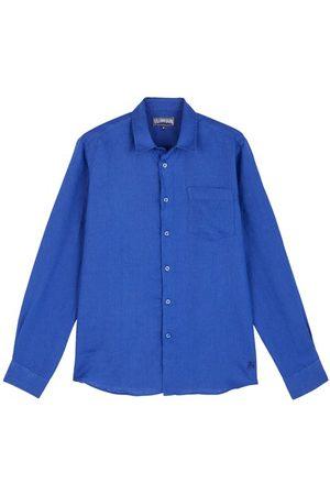 Vilebrequin Linen Shirt Solid