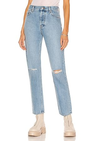Helmut Lang Classic Straight in Blue